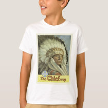 Vintage Travel Santa Fe New Mexico USA T-Shirt