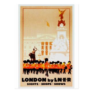 Vintage Travel Stationary Sets Postcard