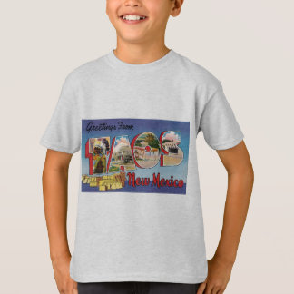 Vintage Travel - TAOS, NEW MEXICO T-Shirt