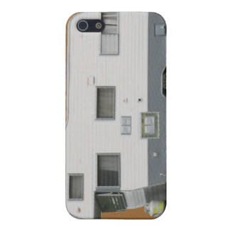 Vintage Travel trailer iPhone SE/5/5s Cover