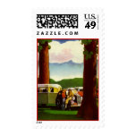 Vintage Travel Trailer Tin Can Tourist Camp Stamps