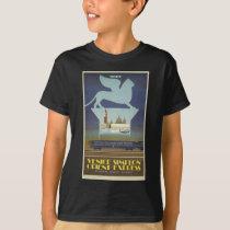 Vintage Travel Venice Orient Express T-Shirt