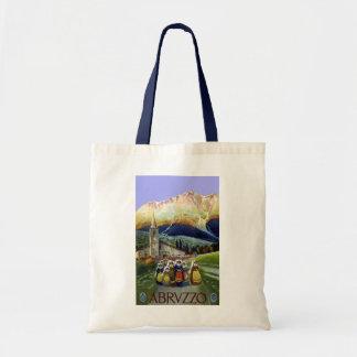 Vintage Travel, Women of Abruzzo, Italy Tote Bag