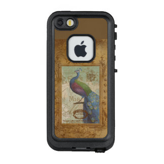 Vintage Traveling Peacock FRE Case
