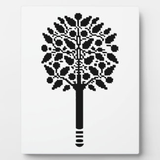 Vintage Tree Plaque