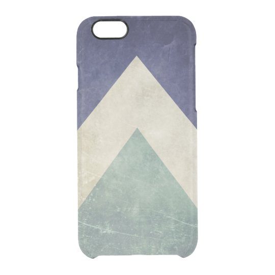 Vintage triangle pattern uncommon iPhone case  9645f7910edf
