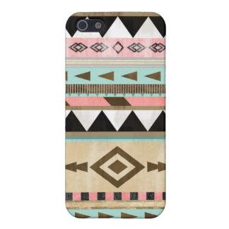 Vintage Tribal Pattern iPhone SE/5/5s Case