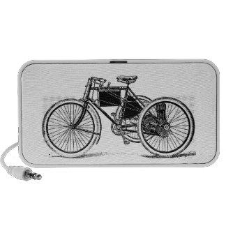 Vintage Tricycle Mini Speaker