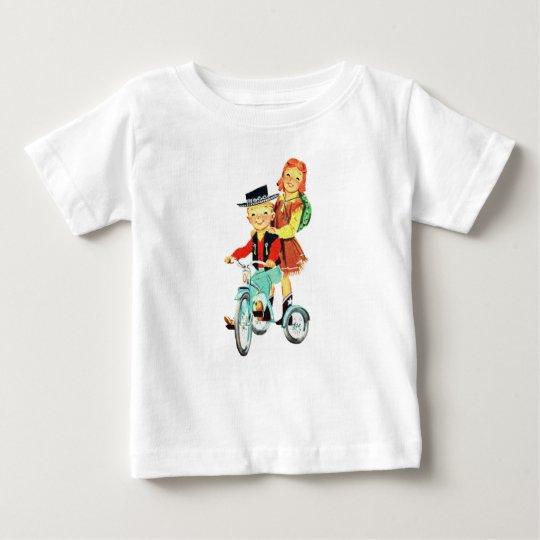 Vintage Trike Baby T-Shirt