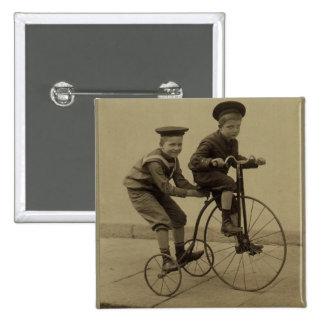 vintage trike button