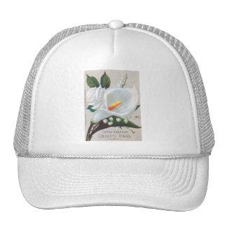Vintage Tripe Perfume Queen Bess Mesh Hat