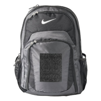 Vintage Triskle Celtic Trinity Knot Charcoal Steel Nike Backpack