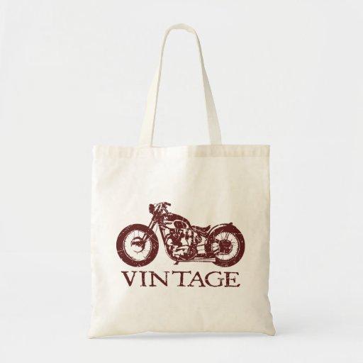 Vintage Triumph Bags