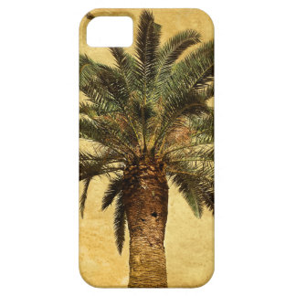 Vintage Tropical Palm Tree iPhone 5 Cover