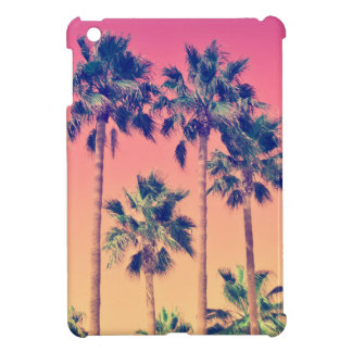 Vintage Tropical Palms Girly Case For The iPad Mini