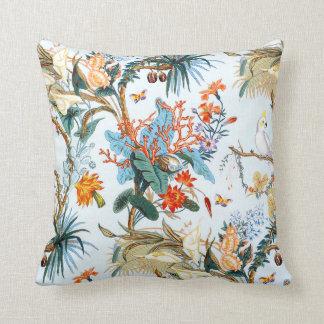 Vintage Tropics II Pillow