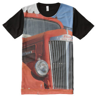 Vintage Truck All-Over-Print T-Shirt