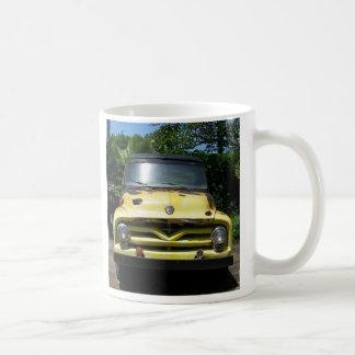 Vintage Truck Grill Coffee Mug