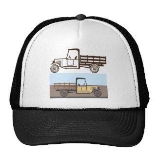 Vintage Truck Trucker Hat