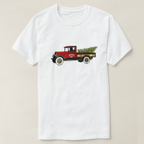 Vintage Truck Your Christmas Tree Farm T-Shirt