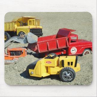 Vintage Trucks Mouse Pad