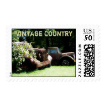Vintage Trucks stamp