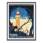 Vintage Tunis Africa Postcards