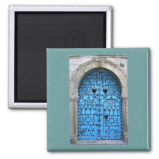 Vintage Tunisian traditional Door Magnet