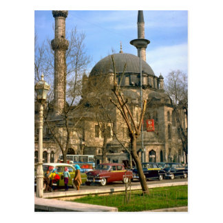 Vintage Turkey - Istanbul Mosque Post Cards