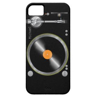 Vintage Turntable iPhone SE/5/5s Case