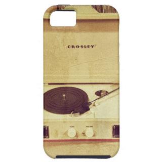 Vintage Turntable Phone Case
