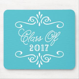Vintage Turquoise | Graduation Mouse Pad