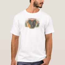 Vintage Tusker Elephant T-Shirt