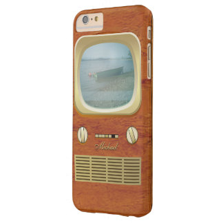 Vintage Tv Television Barely There iPhone 6 Plus Case
