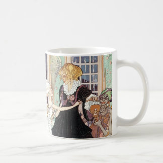 Vintage Twelve Dancing Princesses by Kay Nielsen Coffee Mug
