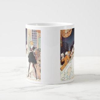 Vintage Twelve Dancing Princesses by Kay Nielsen Giant Coffee Mug