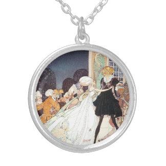Vintage Twelve Dancing Princesses by Kay Nielsen Pendant