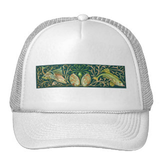 Vintage Twin Fishes Trucker Hat