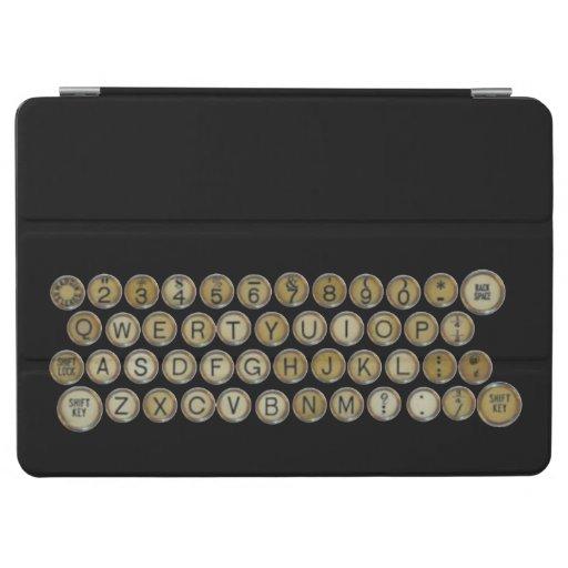 Vintage Typewriter iPad Air Cover