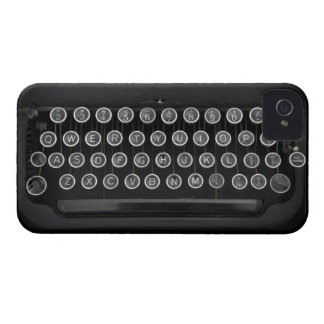 Vintage Typewriter iPhone 4 Case-Mate Case