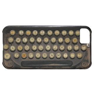 Vintage Typewriter iPhone 5C Cover