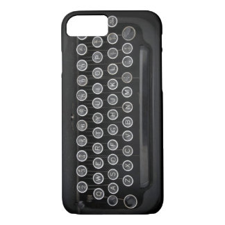 Vintage Typewriter iPhone 7 Case
