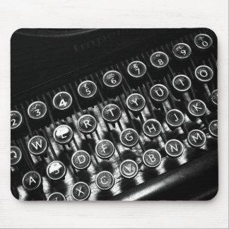 Vintage Typewriter Mouse Pad