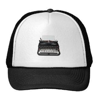 Vintage Typewriter Trucker Hat