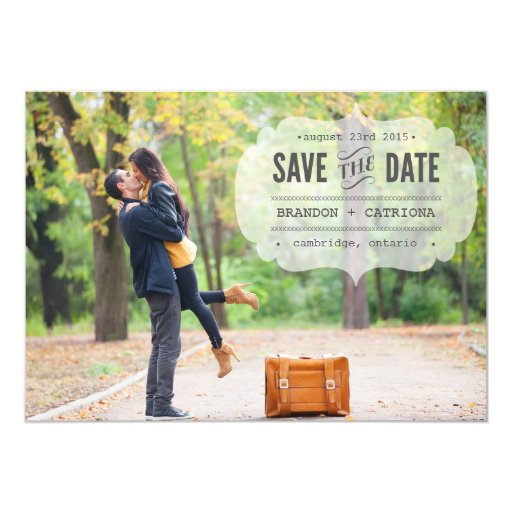 ... Archive » Save the Date Wedding Announcements – Cards & Magnets