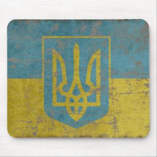 Vintage Ucrania Tapetes De Ratón