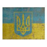 Vintage Ucrania Tarjetas Postales