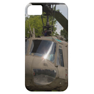 Vintage Uh-1 Huey Military Helicopter iPhone SE/5/5s Case