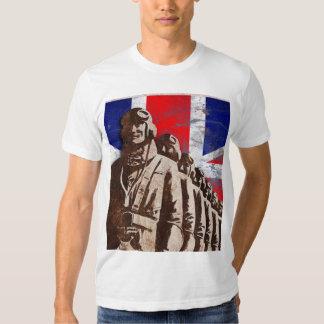 Vintage UK - BRITISH PRIDE - Flag T Shirt