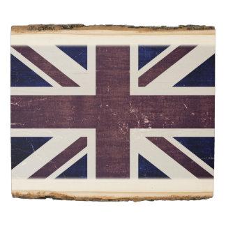 Vintage UK Flag #3 Wood Panel